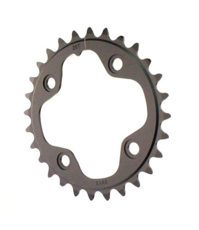 Truvativ Chainring MTB 28t S1 80BCD Black