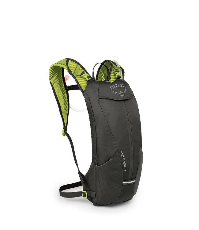 Osprey Osprey Katari 7L Hydration Pack with Reservoir  Lime Stone