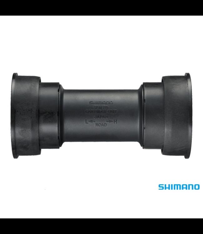 Shimano Shimano SM-BB92 Bottom Bracket Dura-Ace Press-Fit 86.5mm 41mm Diameter SM-BB92-41B