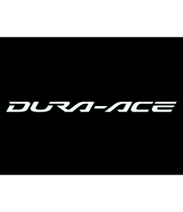 Shimano Dura-Ace ST-9001 R.H. Name Plate and Fixing Screw