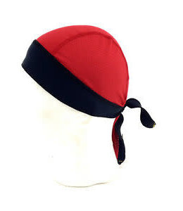 Halo Head Band Protex Red
