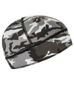 Halo Halo Headband Skull Cap Camo Grey