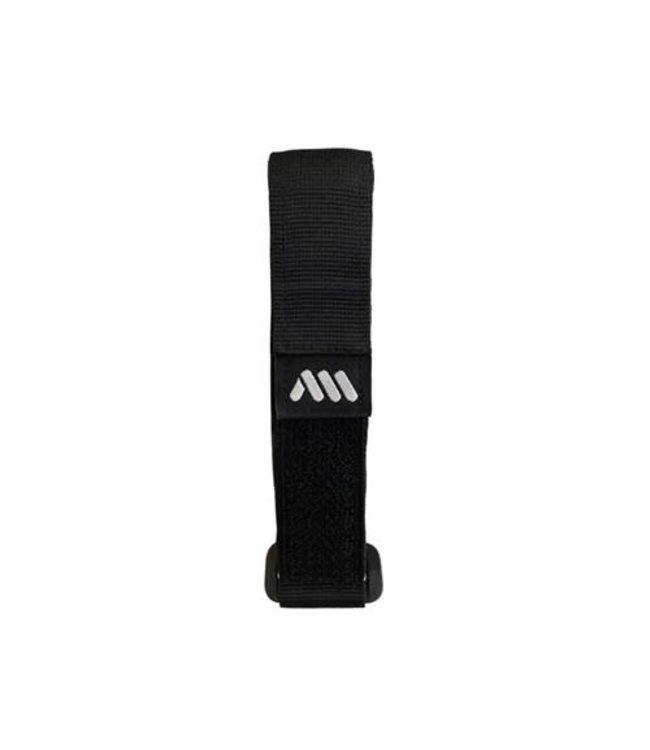 All Mountain Style All Mountain Style AMS Velcro Strap Black