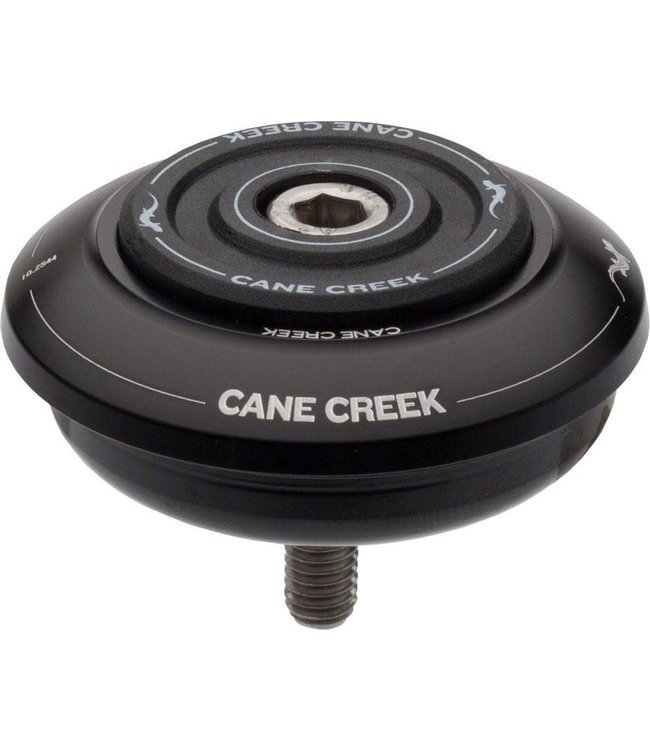 Cane Creek Cane Creek Headset 10 Series Top Assembly ZS44 28.6 Zero Stack 44/1 -1/8'' Black