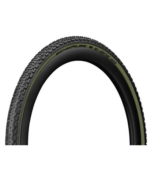 Schwalbe Schwalbe G-One Ultrabite Tyre Olive Skin 700 x 38 40-622