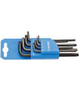 Unior Unior Torx Key Set of 8 U1054