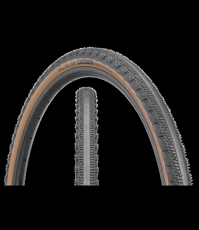 Teravail Tire Washburn DR 700c x 38 Light and Supple Tan