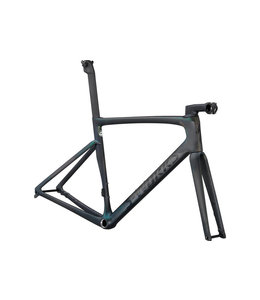 Specialized Specialized 21 S-Works Tarmac SL7 Frameset Carbon/Chameleon Silver Green Color Run 52
