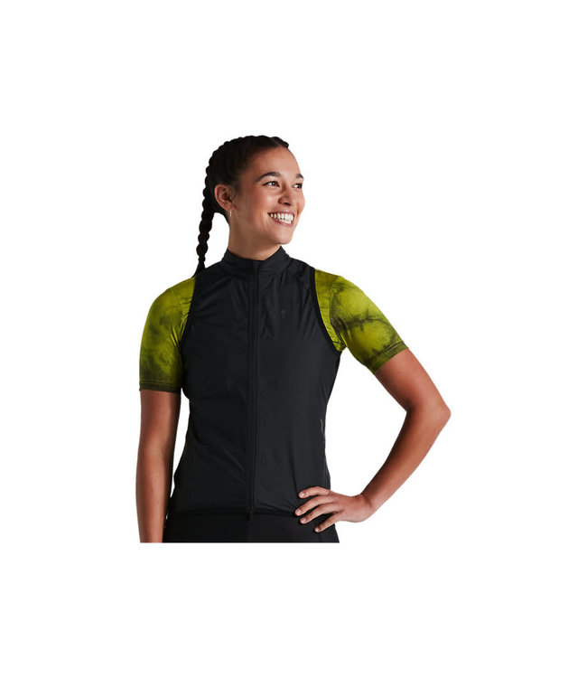 Specialized Specialized Women's Race-Series Wind Gilet Black