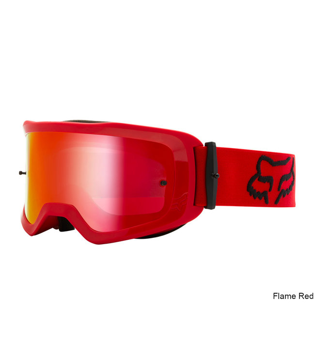 Fox Fox  Main Stray Goggle Spark Flame Red