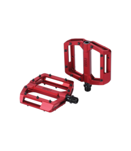 BBB BBB Enigma MTB Pedals BPD-38 Red