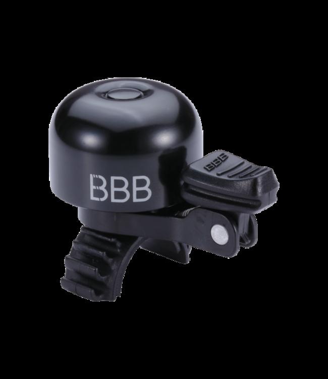 BBB BBB Loud & Clear Deluxe Bell Black