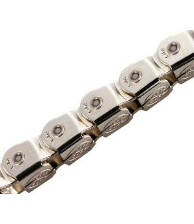 KMC Chain Kool Knight Half 1/2 link SS Silver