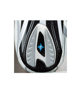 Specialized Specialized Replacement road Shoe Heel Lugs Silver/White 44-45.5