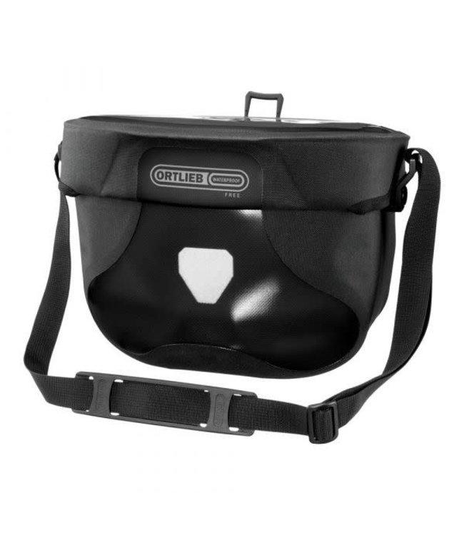Ortlieb Ortlieb Ultimate Six Free 6.5L Handlebar Bag F3410 Black (No mounting set)