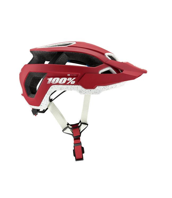 100% 100% Altec Helmet Red L/XL