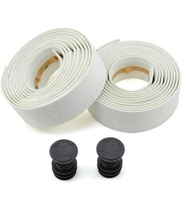 Pro Accessories PRO Bar Tape Classic Comfort 2.5 mm Eva and Cork White