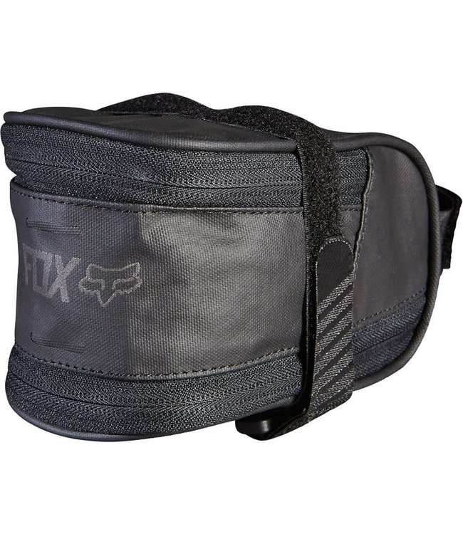Fox Fox Large Seat Bag Black