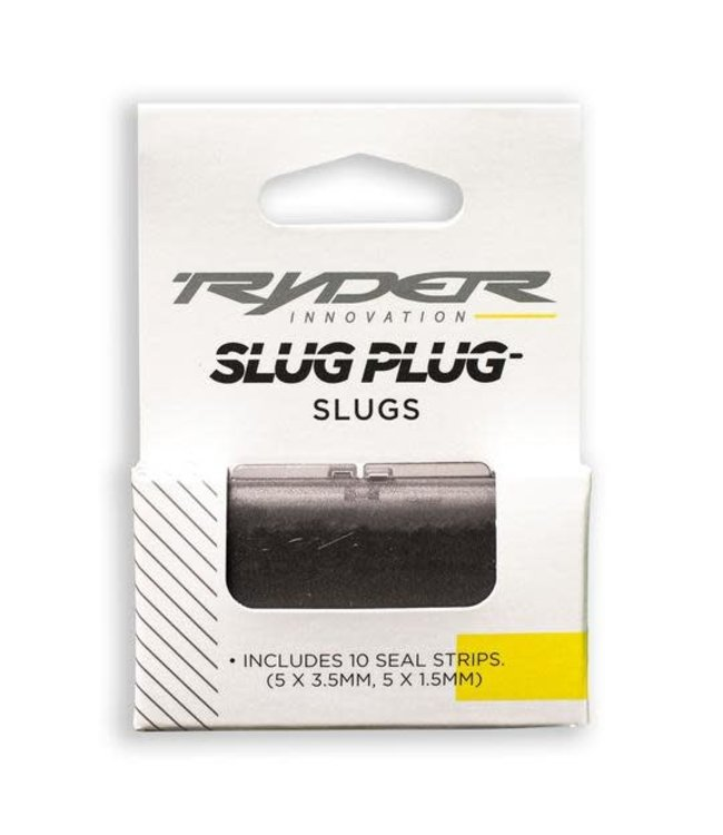 Ryder Slug Plugs seal strips Tubeless Tyres
