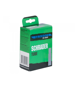 Freedom To Ride Freedom Tube 26 x 2.2 - 2.5 48mm  Schrader Valve