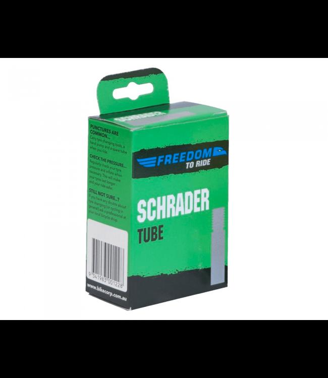Freedom To Ride Freedom Tube 26 x 2.2 - 2.5 48mm  Schrader Valve