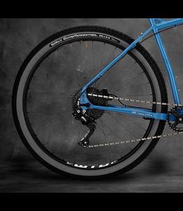 WTB Rear Wheel i29 Novatec Sealed Bearing Hub Black 32H 142x12mm