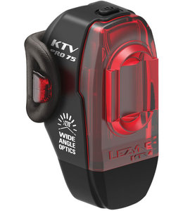 Lezyne KTV Drive Pro Black Rear Light