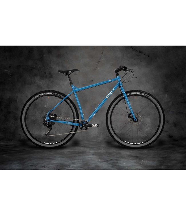 Surly Surly Ogre Cold Slate Blue Small