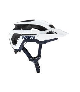 100% 100% Altec Helmet White L/XL