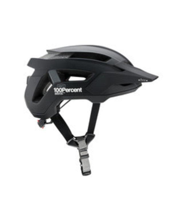 100% 100% Altis Helmet Black L/XL