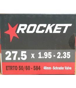 Rocket Tube 27.5 x 1.95 - 2.35 Schrader Valve
