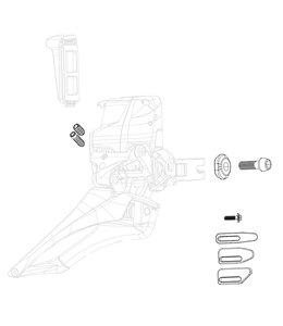 Sram Sram Front Derailleur Red  Spare Parts Kit Etap Axs