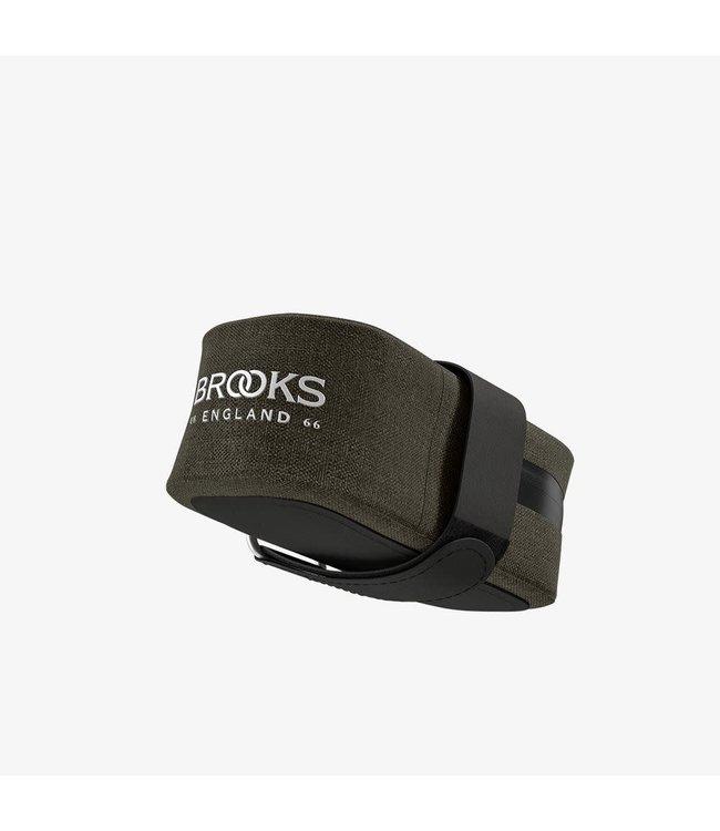 Brooks Brooks Scape Saddle Pocket Bag Mud Green