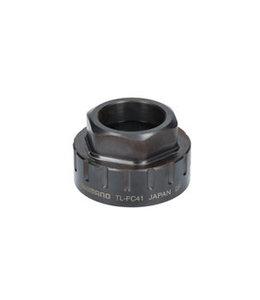 Shimano Tool BB TL-FC41 Adapter Installation