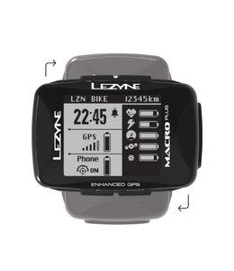 Lezyne Lezyne Macro Plus GPS Mount For Handle Bars /Stem