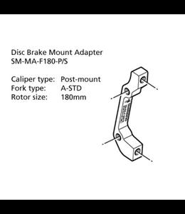 Shimano Disc Brake Mount Adapter SM−MA−F180−PS  180mm