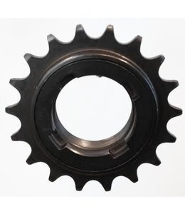 "Dicta Freewheel - 1/8 X 18T DICTA ""EZ-OFF"" Brown"