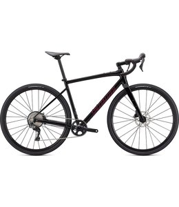 Specialized Specialized Diverge Comp E5 Gloss Tarmac Black/Satin Maroon/Chrome/Clean 49