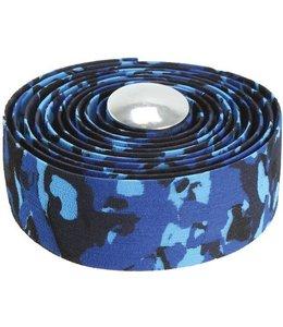 Soma Fabrications Soma BarTape Striated Camo Blue