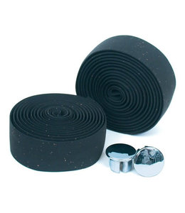 Velo Velo Handlebar Tape Cork Cushion Black