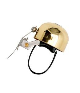 Crane Bell E-ne Polished Gold Brass