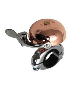 Crane Bell Mini Suzu Die Cast Mount Brushed Copper/ Brass