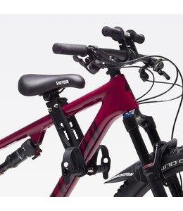 Kids Ride Shotgun Mountain Bike Seat Bundle (Seat + Handlebar + Book)