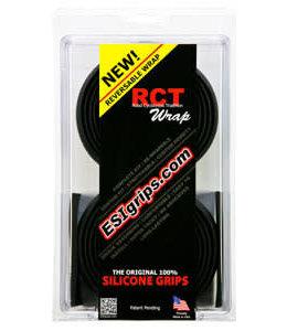 ESI Grips ESI Tape Silcone RCT Road Bar Tape Black