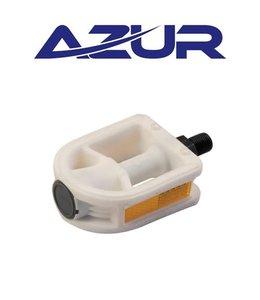 Azur Pedal Junior 1/2 inch White