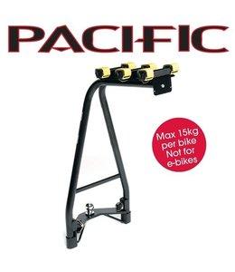 Pacific Car Rack A Frame 3 Bike Boomerang Base