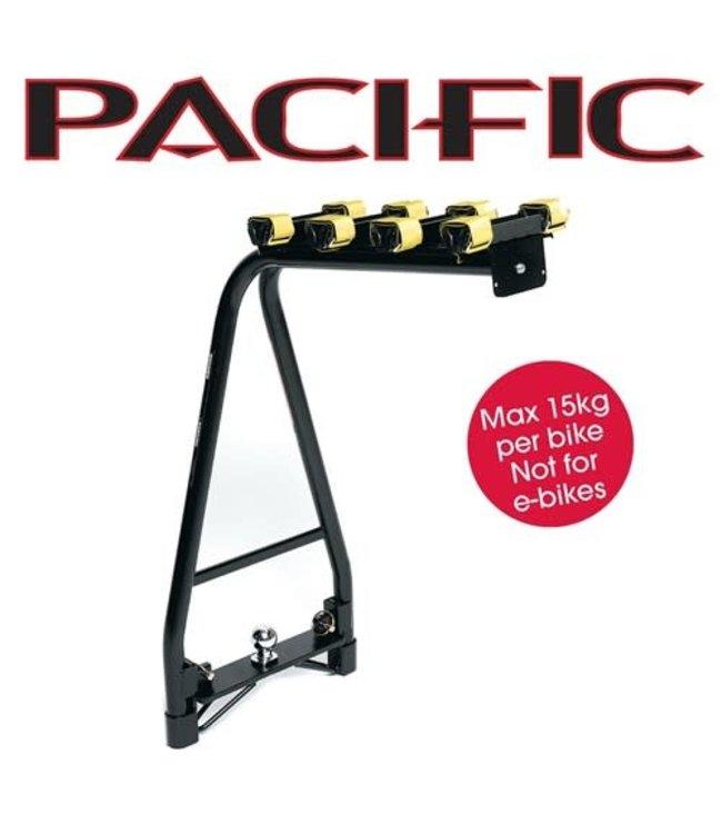Pacific Car Rack A Frame 4 Bike Boomerang Base