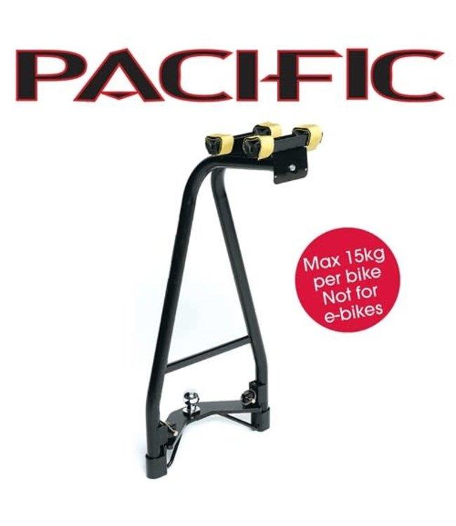 Pacific Car Rack A Frame 2 Bike w/Boomerang Base