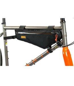 Restrap Restrap Bikepacking Frame Bag Medium Black