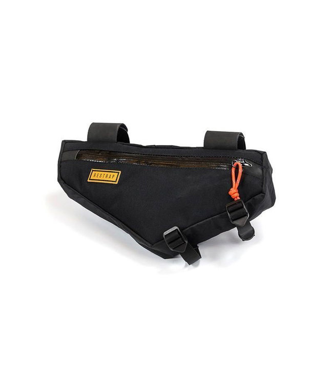 Restrap Restrap Bikepacking Frame Bag Small Black